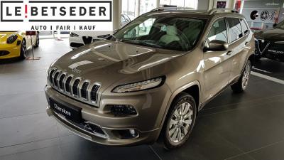 Jeep Cherokee 2,2 MultiJet II AWD Overland Aut. bei Autohaus Leibetseder GmbH in Ihre Fahrzeugfamilie