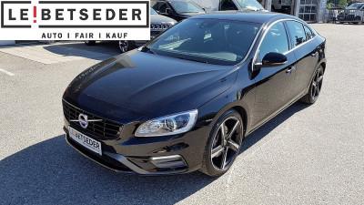 Volvo S60 D5 Momentum R-Design Geartronic bei Autohaus Leibetseder GmbH in Ihre Fahrzeugfamilie