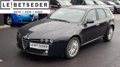 Alfa Romeo Alfa 159 SW 2,0 JTDM Sprint bei Autohaus Leibetseder GmbH in Ihre Fahrzeugfamilie
