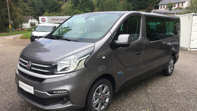 Fiat Talento Panorama 3,0t 1,6 EcoJet Twin-Turbo 125 LR Executive bei Autohaus Leibetseder GmbH in Ihre Fahrzeugfamilie