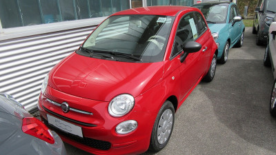 Fiat 500 1,2 69 Pop Star bei Autohaus Leibetseder GmbH in Ihre Fahrzeugfamilie