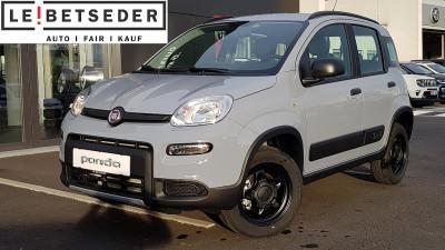 Fiat Panda TwinAir Turbo 85 4×4 Wild bei Autohaus Leibetseder GmbH in Ihre Fahrzeugfamilie