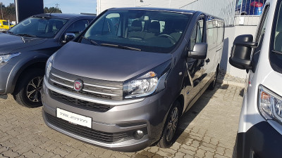 Fiat Talento Panorama 3,0t 1,6 EcoJet Twin-Turbo 125 LR Family bei Autohaus Leibetseder GmbH in Ihre Fahrzeugfamilie