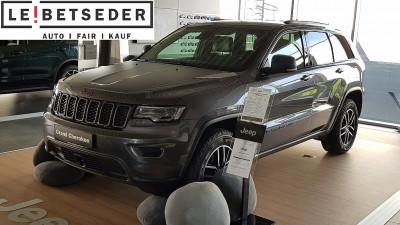 Jeep Grand Cherokee 3,0 V6 CRD Trailhawk bei Autohaus Leibetseder GmbH in Ihre Fahrzeugfamilie