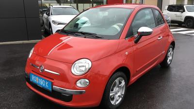 Fiat 500 1,2 69 Pop bei Autohaus Leibetseder GmbH in Ihre Fahrzeugfamilie