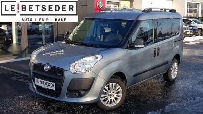 Fiat Doblò 1,3 16V JTD Multijet Dynamic DPF – 7-Sitzer!!! bei Autohaus Leibetseder GmbH in Ihre Fahrzeugfamilie