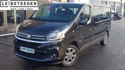 Fiat Talento Panorama 3,0t 1,6 EcoJet Twin-Turbo 125 LR Family bei HWS || Autohaus Leibetseder GmbH in