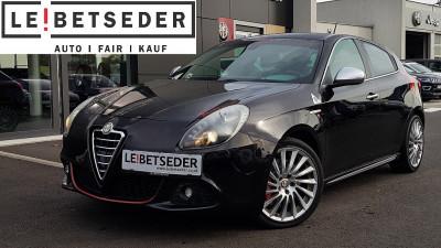Alfa Romeo Giulietta 1750 TBi Quadrifoglio Verde bei HWS || Autohaus Leibetseder GmbH in