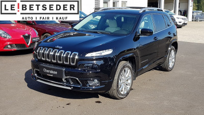 Jeep Cherokee 2,2 MultiJet II AWD Overland Aut. bei HWS || Autohaus Leibetseder GmbH in