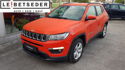 Jeep Compass 1,4 MultiAir2 FWD Longitude bei HWS || Autohaus Leibetseder GmbH in