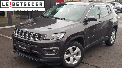 Jeep Compass 2,0 MultiJet II AWD Longitude bei HWS || Autohaus Leibetseder GmbH in