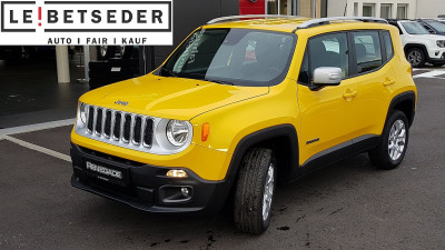 Jeep Renegade 2,0 MultiJet II 140 Limited AWD bei HWS || Autohaus Leibetseder GmbH in