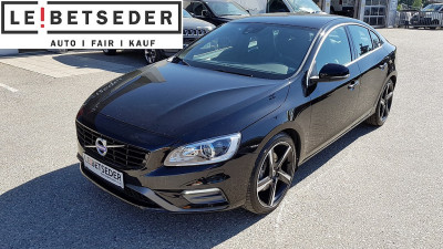 Volvo S60 D5 Momentum R-Design Geartronic bei HWS || Autohaus Leibetseder GmbH in