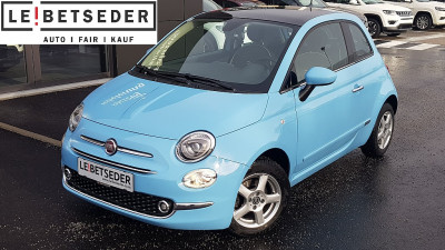 Fiat 500 ECO 1,2 69 Lounge bei HWS    Autohaus Leibetseder GmbH in