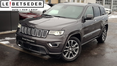 Jeep Grand Cherokee 3,0 V6 CRD Overland bei HWS || Autohaus Leibetseder GmbH in