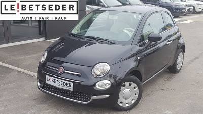 Fiat 500 ECO 1,2 69 Lounge bei HWS || Autohaus Leibetseder GmbH in