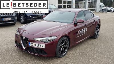 Alfa Romeo Giulia Veloce 2,2 210 AT AWD bei HWS || Autohaus Leibetseder GmbH in