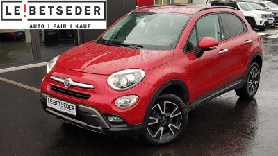Fiat 500X 2,0 Multi-Jet Off-Road Look 4×4 Opening Edition Aut. bei HWS || Autohaus Leibetseder GmbH in