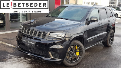 Jeep Grand Cherokee 6,2 V8 Trackhawk Supercharged bei HWS || Autohaus Leibetseder GmbH in