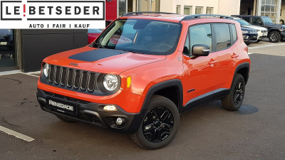 Jeep Renegade 2,0 MultiJet II 170 Trailhawk AWD Aut. bei HWS || Autohaus Leibetseder GmbH in