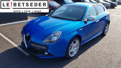 Alfa Romeo Giulietta Executive 1,6 JTDM-2 TCT bei HWS || Autohaus Leibetseder GmbH in