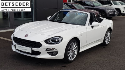 Fiat 124 Spider Lusso 1,4 Turbo Multi Air bei HWS || Autohaus Leibetseder GmbH in