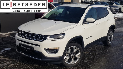 Jeep Compass 1,4 MultiAir2 AWD Limited Aut. bei HWS || Autohaus Leibetseder GmbH in