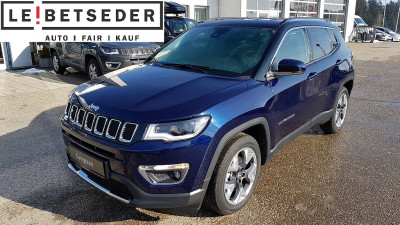 Jeep Compass 1,6 MultiJet II FWD Limited bei HWS || Autohaus Leibetseder GmbH in
