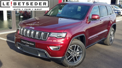 Jeep Grand Cherokee 3,0 V6 Multijet II Limited bei HWS || Autohaus Leibetseder GmbH in