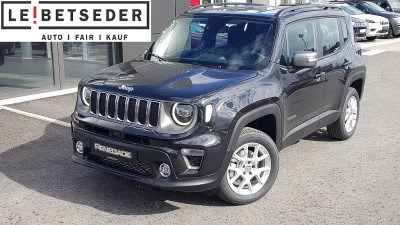 Jeep Renegade 2,0 MultiJet II AWD 6MT 140 Limited MY2019 bei HWS || Autohaus Leibetseder GmbH in