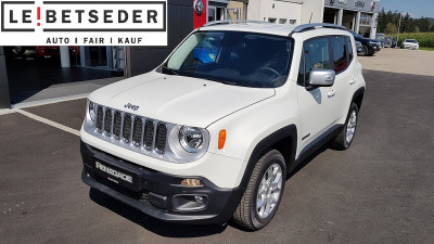 Jeep Renegade 2,0 MultiJet II 140 Limited AWD Aut. bei HWS    Autohaus Leibetseder GmbH in