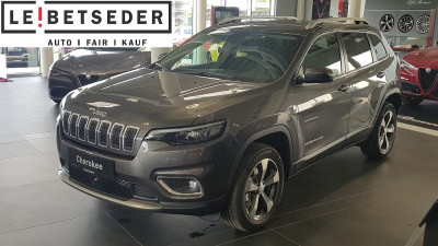 Jeep Cherokee 2,2 JTDM 195 AWD Limited bei HWS || Autohaus Leibetseder GmbH in