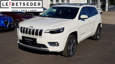 Jeep Cherokee 2,2 JTDM 195 AWD 9AT Overland bei HWS || Autohaus Leibetseder GmbH in