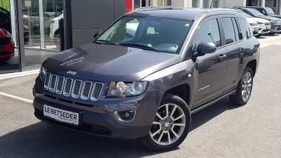 Jeep Compass 2,2 CRD Limited 4WD bei HWS || Autohaus Leibetseder GmbH in