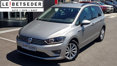 VW Golf Sportsvan Lounge 1,6 BMT TDI DSG bei HWS || Autohaus Leibetseder GmbH in