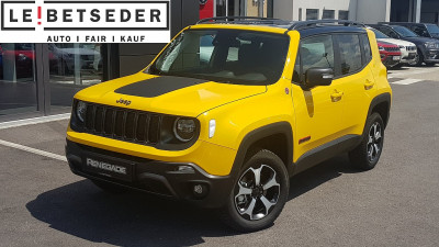 Jeep Renegade 2,0 MultiJet II 4WD 9AT 170 Trailhawk bei HWS    Autohaus Leibetseder GmbH in