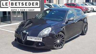 Alfa Romeo Giulietta 1,4 TB Multi Air Distinctive bei HWS || Autohaus Leibetseder GmbH in