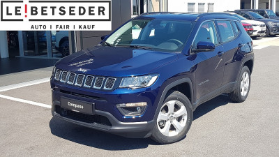 Jeep Compass 2,0 MultiJet AWD 9AT 140 Longitude Business bei HWS || Autohaus Leibetseder GmbH in