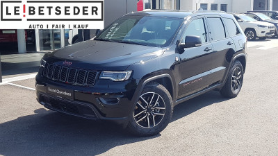 Jeep Grand Cherokee 3,0 V6 CRD Trailhawk bei HWS || Autohaus Leibetseder GmbH in