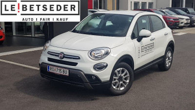 Fiat 500X FireFly Turbo 120 City Cross bei HWS || Autohaus Leibetseder GmbH in