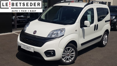Fiat Qubo 1,4 Fire 80 Lounge bei HWS || Autohaus Leibetseder GmbH in