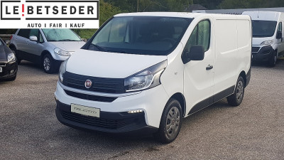 Fiat Talento L1H1 3,0t 1,6 EcoJet Twin-Turbo 125 SX bei HWS || Autohaus Leibetseder GmbH in