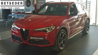 Alfa Romeo Stelvio B-Tech 2,2 ATX AWD bei HWS    Autohaus Leibetseder GmbH in