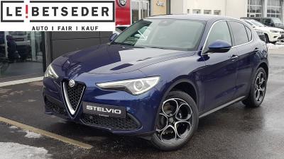 Alfa Romeo Stelvio Super 2,2 ATX AWD bei HWS    Autohaus Leibetseder GmbH in