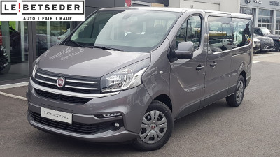 Fiat Talento Panorama 3,0t 1,6 EcoJet 120 L2H1 Executive bei HWS    Autohaus Leibetseder GmbH in