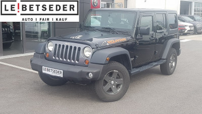Jeep Wrangler Unlimited Mountain 2,8 CRD bei HWS || Autohaus Leibetseder GmbH in