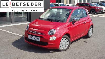 Fiat 500 ECO 1,2 69 Pop Star bei HWS || Autohaus Leibetseder GmbH in