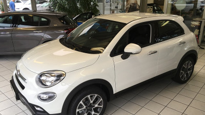 Fiat 500X 1,6 E-torQ 110 Cross Look Excite bei HWS || Autohaus Leibetseder GmbH in