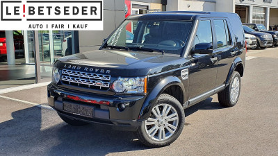 Land Rover Discovery 4 3,0 SDV6 HSE DPF Aut. bei HWS || Autohaus Leibetseder GmbH in