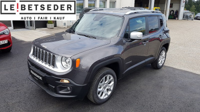 Jeep Renegade 1,4 Multiair2 170 Limited AWD Aut. bei HWS || Autohaus Leibetseder GmbH in